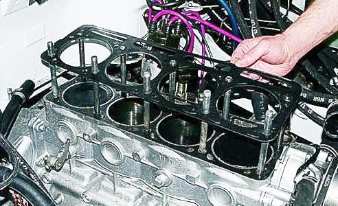 Как перебрать 402 двигатель своими руками 63